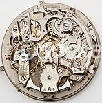 LeCoultre Chronograph 1/4 Repeater Movement